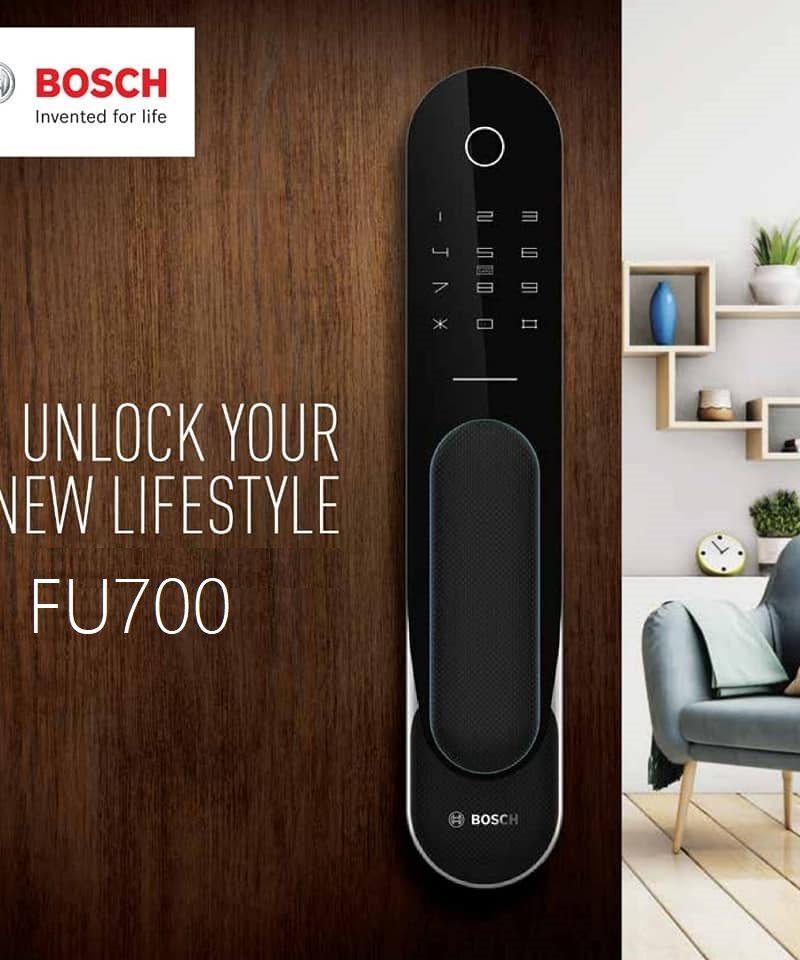 Khóa Bosch Fu700