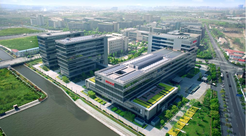 Nhà Máy Bosch tại Shanghai