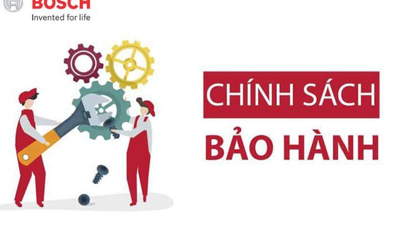 Chinh sach bao hanh khoa Bosch