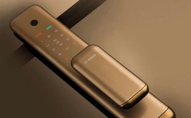 khoa cua dien tu Bosch EL500