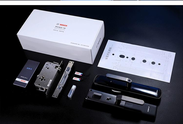 hộp khóa Bosch