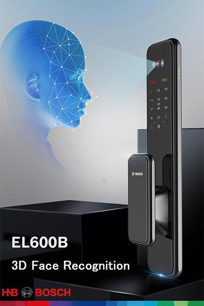 Nhan dien khuon mat khoa Bosch EL600B