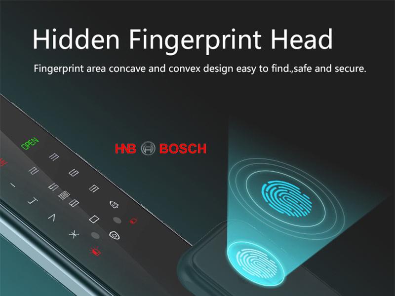van tay khoa Bosch